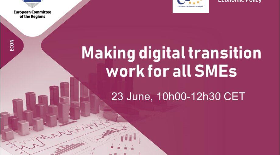 ECON PPT digital transition visual