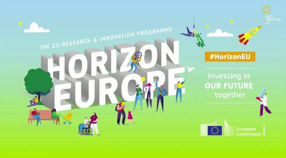 Visuel Horizon Europe