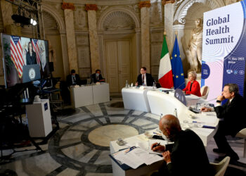 Visit of Ursula von der Leyen, President of the European Commission, to Italy